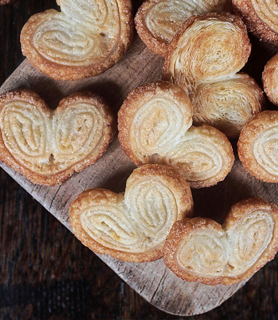Mini palmiers featured