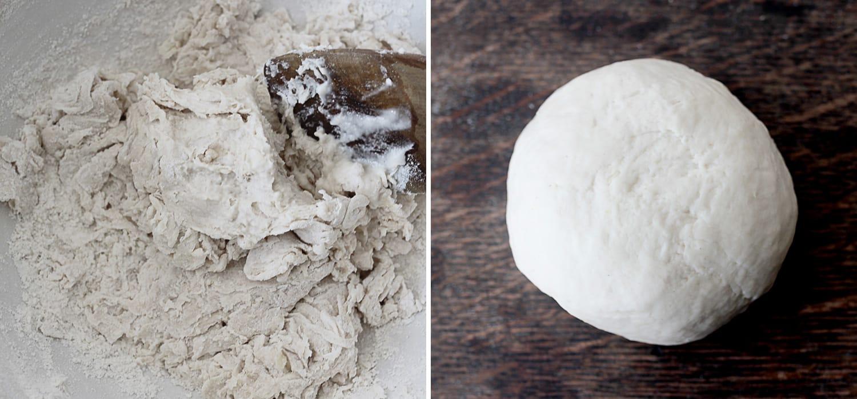 Garlic naan bread 2