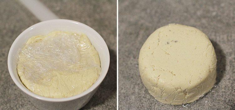 K33 Kitchen Vegan Creamy Tofu Cheese