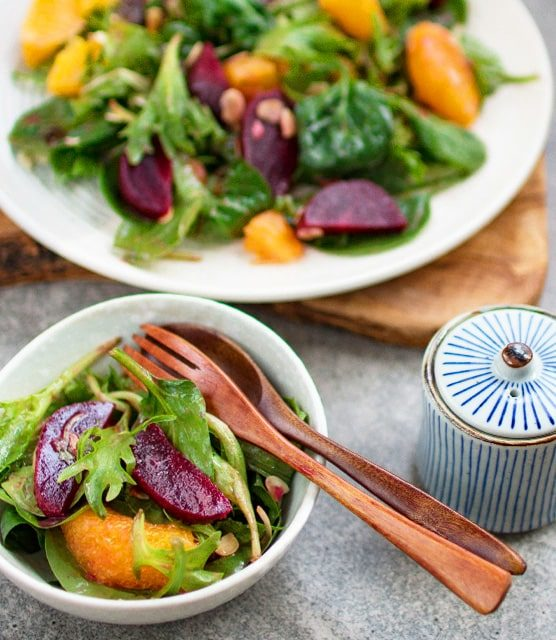 K33 Kitchen Beetroot and orange salad