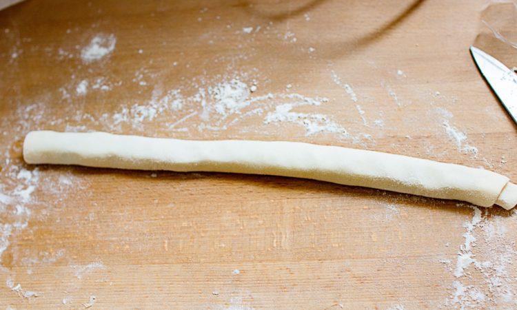 Cinnamon chocolate twist