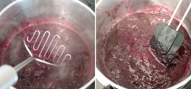 Vegan blueberry chia jam – K33 Kitchen
