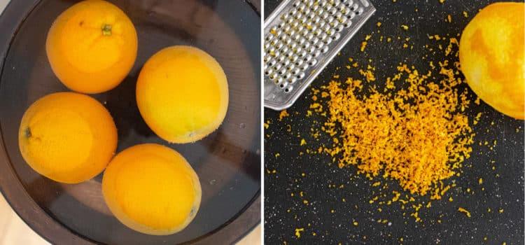 Moist orange cake – K33 Kitchen