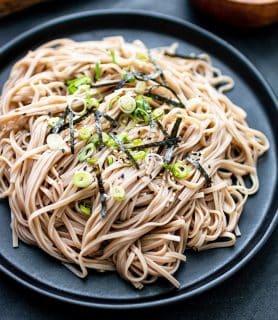 K33Kitchen cold soba noodles
