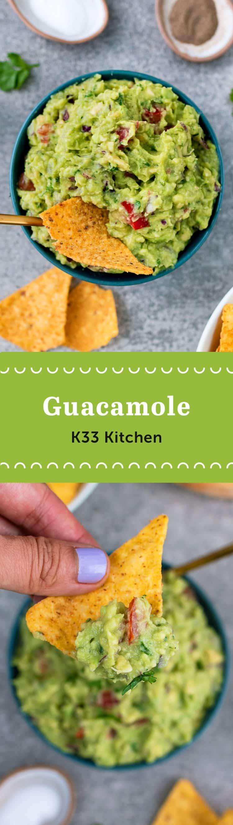 K33kitchen Guacamole