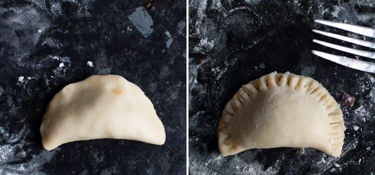 K33Kitchen mushrooms dills empanadas